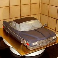 3D cake Buick elektra 225