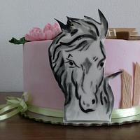 Horse for little Megi