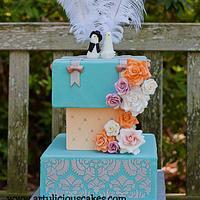 """Miu"" wedding cakes"