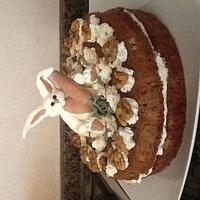 Carrot cake by Niska