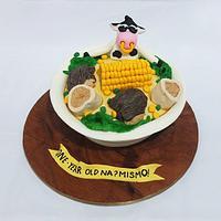 Bulalo Cake