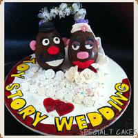 Mr & Mrs Potato Head - Toy Story 20th Anniversary Collaboration