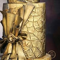 Caker buddies collaboration - Bring on the Bling by TheCakeTalk