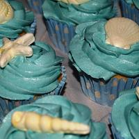 Seashell cuppies