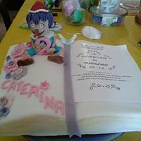 CATERINA'S BIRTHDAY