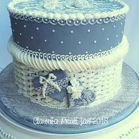shabby chic & royal icing
