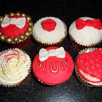 Mothers Day Cupcakes  by Lisa sweeney