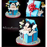 Surprise Mickey!