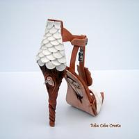 Twit-twoo shoe by Karen Geraghty