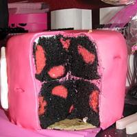 Pink O Ween Cake by Amanda Trahan