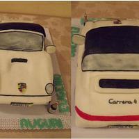 Porsche by Monika Farkas