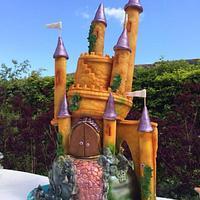 Fantasy Fairytale Castle