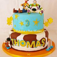 Toy Story by Catharinascakes