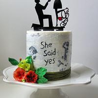"""She Said Yes"""