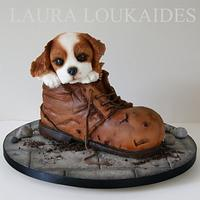 Charlie and his Boot