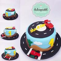 Torta Disney Cars