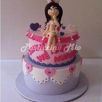 Nurse Cake by Pasticcino Mio