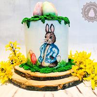 Happy easter collab- Willie the bunny
