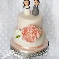One lovely wedding