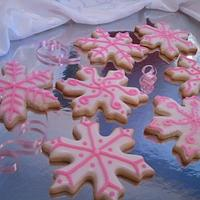 Let it Snow, Let it Snow, Let it Snow Sugar Cookie Favors