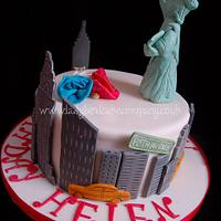 New York, New York by Liz, Ladybird Cake Company