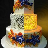Illuminated Cake
