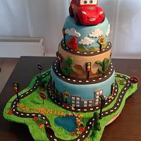 Cake!!! 🚗🚗🚗