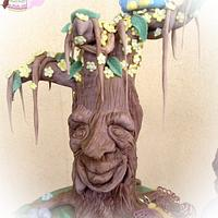 The enchanted forest by Le torte di Sabrina - crazy for cakes
