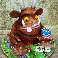 The Gruffalo and Monty the Mouse