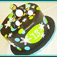 Penguin Birthday