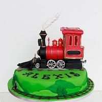 Choo choo!!!!!!! Steam engine train