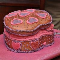 chocolate cake  by CAKE RAGA