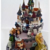 CAKE -SOFIA THE FIRST
