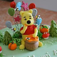 Winnie the Pooh topper