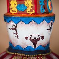 Cirque Du Grotesque by Jane Hudson