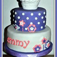 Emmy's birthday girl