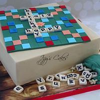 Edible Scrabble!