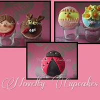 Novelty Cupcakes