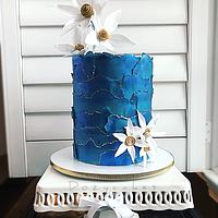 Wafer Paper in Blue