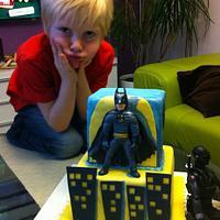 Batman by Alena