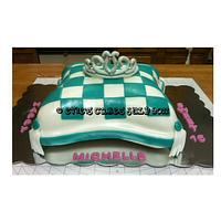 Sweet 16(Smaller Pillow Cake)