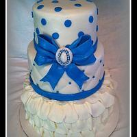 Cake designed for 40th Birthday