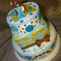 Beary Special Baby Shower