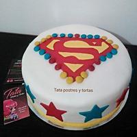 Torta Supermán