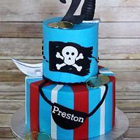 Preston's 2nd