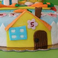Cake Ruby & Max by Marilena