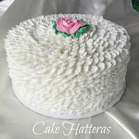Mother's Day Butter Cream Ruffles