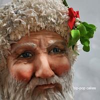 """Santa 24"""" high"""