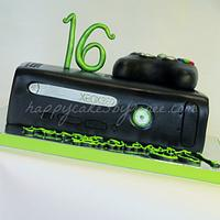 Xbox Cake for Icing Smiles