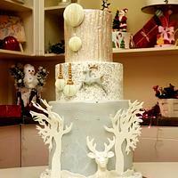 Winter cake 2